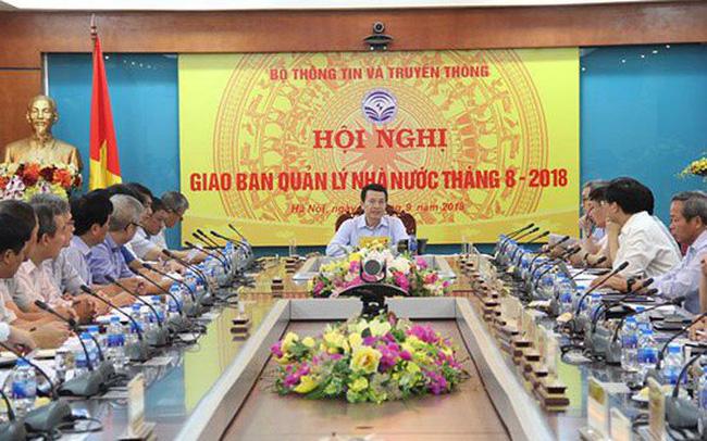 Bộ TT&TT ra quyết định mới về phân công công việc của Bộ trưởng và các Thứ trưởng