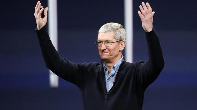Apple và các ông lớn công nghệ Mỹ sẽ hồi hương 400 tỷ USD