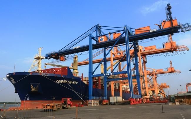 Lãi gần trăm tỷ trong quý 3/2018, Cảng Đình Vũ (DVP) lên kế hoạch tạm ứng 25% cổ tức bằng tiền