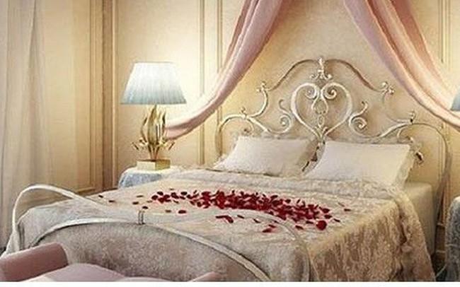 Những tông màu giúp phòng cưới của bạn thêm lãng mạn