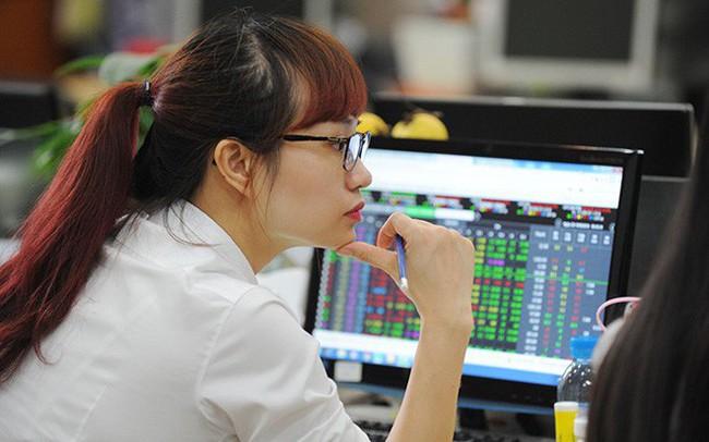 Rung lắc dữ dội trong phiên chiều, Vn-Index mất gần 4 điểm trong ngày đáo hạn thị trường phái sinh