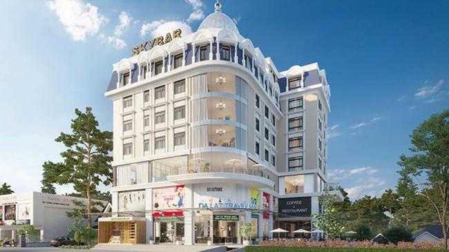Mở bán 40 căn khách sạn 3 sao, giá 1 tỷ 2 tại trung tâm Đà Lạt