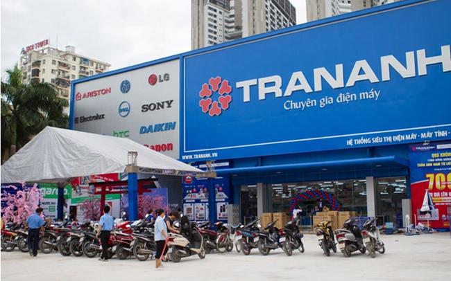 Sau khi về tay Thế giới Di động, Trần Anh (TAG) chuyển giao dịch sang Upcom từ ngày 23/11