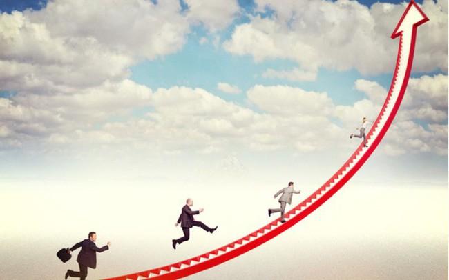 """Tiền vào ồ ạt, """"họ"""" FLC và hàng loạt cổ phiếu bứt phá đẩy VnIndex tăng 17 điểm"""