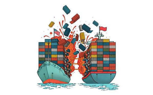 Việt Nam nằm trong nhóm đầu những nền kinh tế hưởng lợi từ Trade War