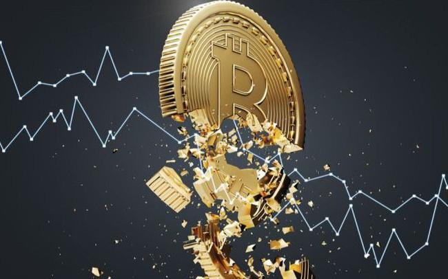 Các đồng tiền số bị bán tháo không điểm dừng, bitcoin chạm sát mức 4.000 USD