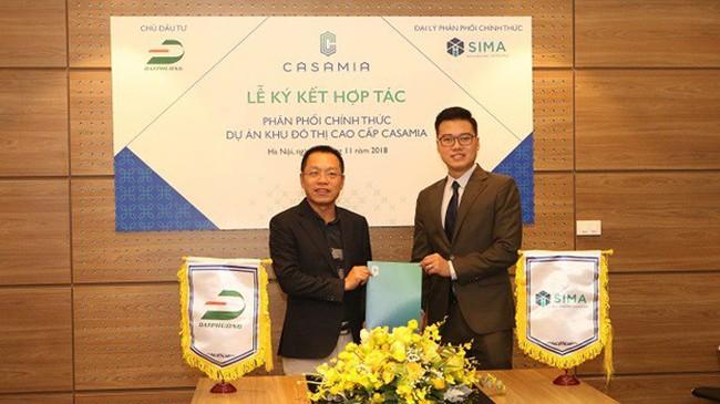 Hợp tác với Đạt Phương, SIMA phân phối chính thức dự án Casamia Hội An