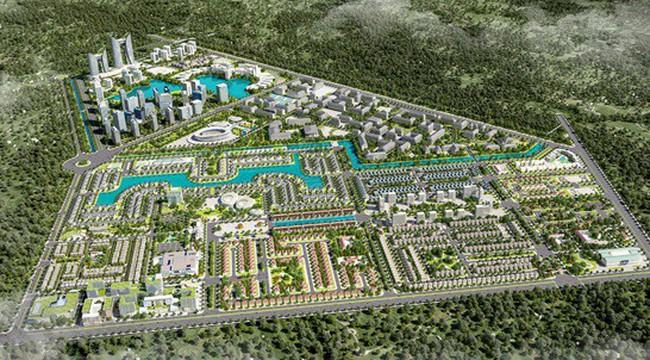 Everde City – điểm sáng mới của BĐS Long An
