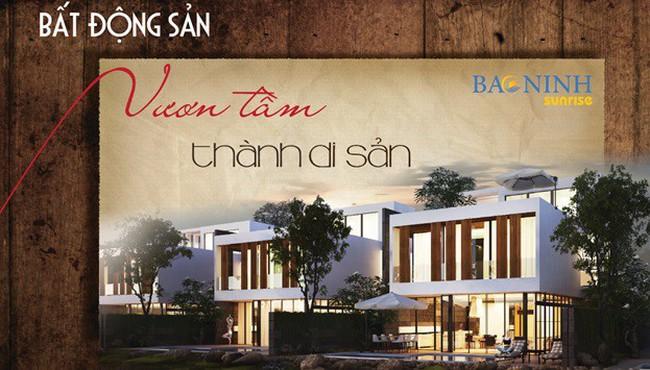 Bảo Ninh Sunrise: Dự án hòa mình cùng di sản thiên nhiên Quảng Bình