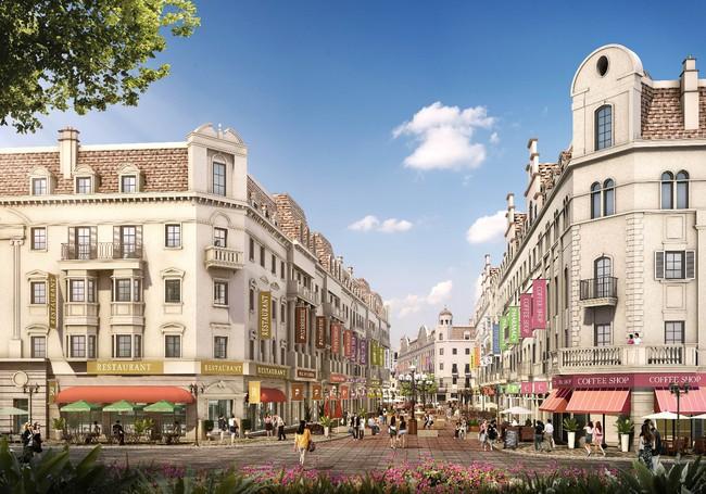 Hạ Long: Dãy shophouse phong cách châu Âu sắp xuất hiện
