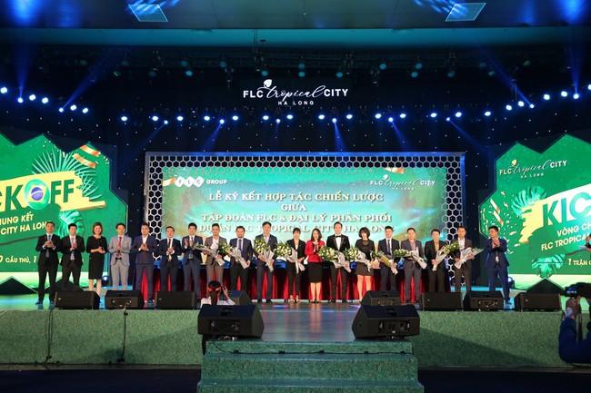 Kick off hút 1.000 người, FLC Tropical City Ha Long thu hút thị trường địa ốc cuối năm