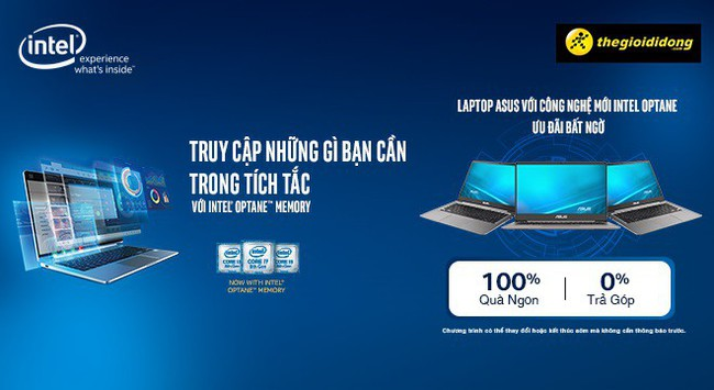 Laptop công nghệ mới Intel Optane - Asus Vivobook S15 S530UA – Siêu phẩm cho dân văn phòng
