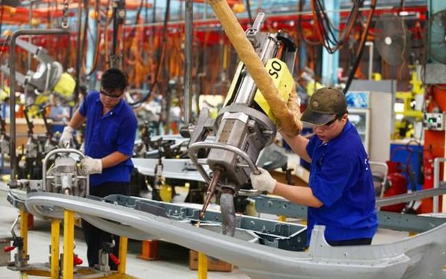 """Nikkei: """"Sức khoẻ"""" ngành sản xuất Việt Nam bật tăng mạnh nhất kể từ tháng 7"""