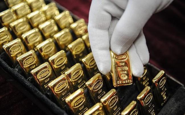 Giá vàng SJC quay đầu giảm sau phiên tăng mạnh