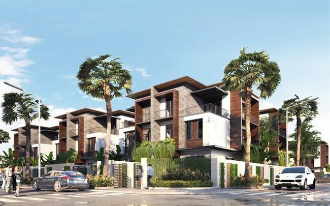 Khởi công dự án Goldsand Hill Villa Mũi Né quy mô 9ha