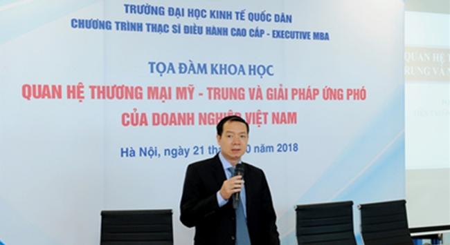 Chiến tranh thương mại Mỹ - Trung và giải pháp ứng phó của Việt Nam