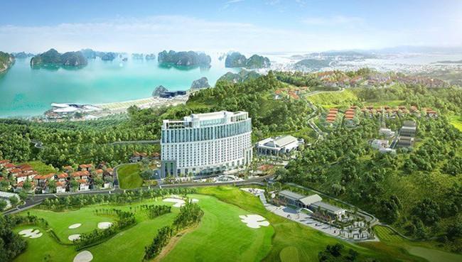 Tập đoàn FLC sắp khai trương quần thể nghỉ dưỡng có tầm nhìn đẹp nhất Hạ Long