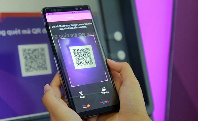 TPBank cho phép rút tiền bằng QR Code trên cả ATM và Livebank