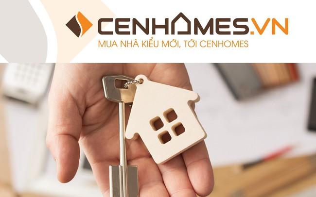 """CENLand bất ngờ tung """"con bài mới"""" Cenhomes"""