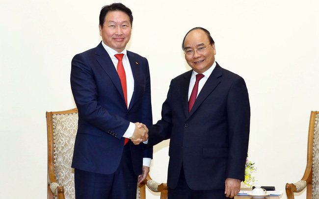 Tập đoàn SK Hàn Quốc tiếp tục tìm cơ hội tại Việt Nam - ảnh 1