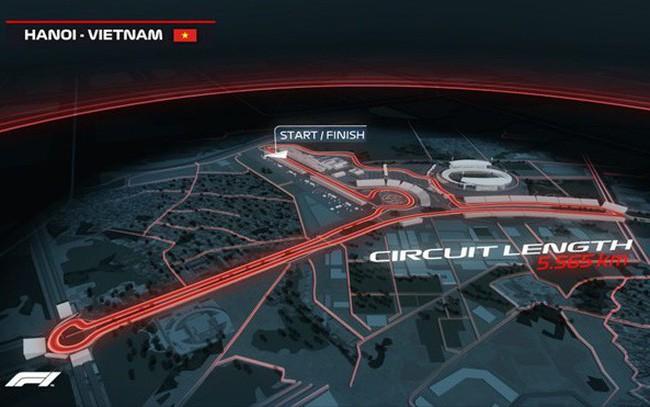 """Giải đua F1 sẽ là """"món hời"""" cho kinh tế Việt Nam?"""