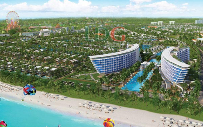 """LDG """"rao bán"""" Dự án Khu du lịch nghỉ dưỡng Grand World với giá tối thiểu 1.180 tỷ đồng"""