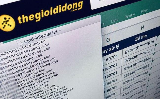 Ngân hàng Nhà nước: Chưa khách hàng nào bị lộ thông tin thẻ trong vụ rò rỉ thông tin giao dịch ở Thế giới di động