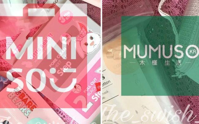 """Miniso """"giả Nhật"""", Mumuso """"nhái Hàn""""- Những thương hiệu từ Trung Quốc """"tung hoành"""" khắp thế giới nhờ lý luận """"sao chép văn hóa không hề phạm pháp"""""""