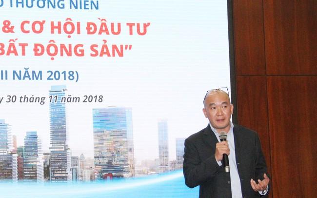 Chuyên gia Savills Việt Nam: Thách thức lớn nhất của thị trường BĐS hiện nay là câu chuyện quỹ đất