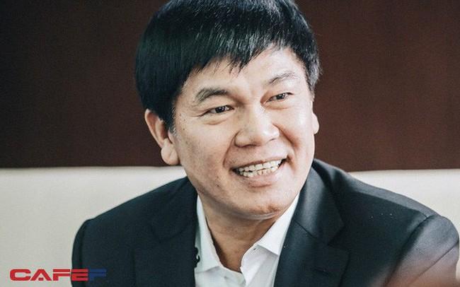 Cổ phiếu HPG rớt giá, Chủ tịch Hoà Phát Trần Đình Long ra khỏi danh sách tỷ phú đô la của Forbes