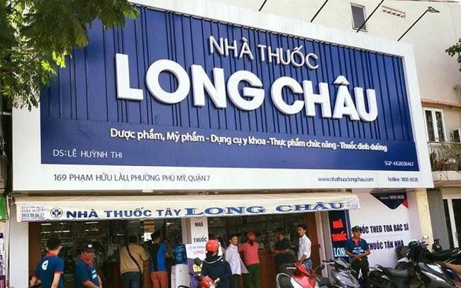Chuỗi nhà thuốc Long Châu đạt 496 tỷ doanh thu, mở 50 nhà thuốc với 25.000 lượt khách/ngày