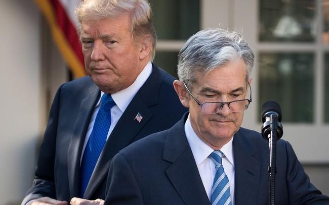 """Sau nhiều lần chỉ trích, ông Trump bất ngờ gọi Chủ tịch FED là """"người tốt"""" nhưng vẫn cảnh báo không nên tăng lãi suất vào tuần tới"""
