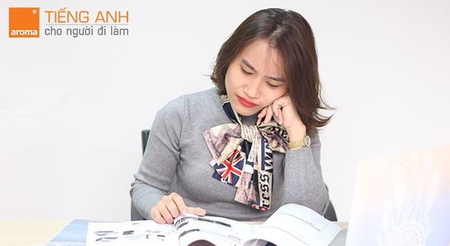 Đừng bỏ lỡ cơ hội thăng tiến mới bắt đầu học tiếng Anh