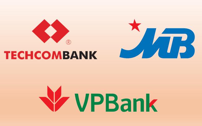 Bộ ba Techcombank, VPBank, MB được nới room tín dụng, sẽ bứt tốc mạnh cuối năm?