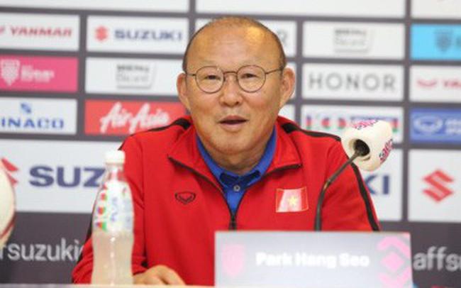 """Trước trận quyết đấu, HLV Park Hang-seo khẳng định chưa bao giờ chỉ đạo cầu thủ """"chơi rắn"""", chủ đích gây chấn thương cho đội bạn"""