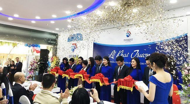 CTCP Chứng khoán Everest chính thức khai trương Chi nhánh Bà Triệu