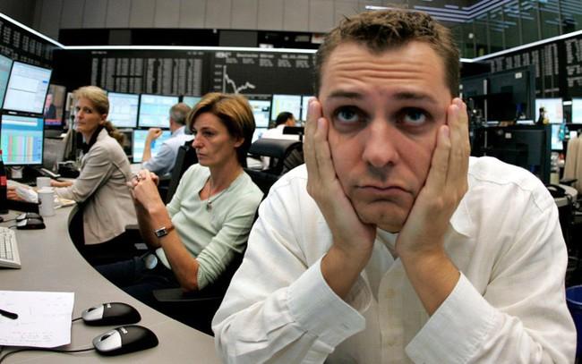 Thị trường chứng khoán vừa có một tháng 12 tồi tệ nhất kể từ Đại Suy Thoái