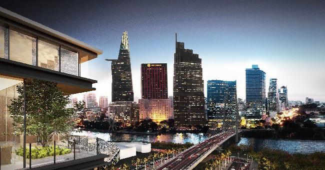 """SonKim Land giới thiệu Giai đoạn 1 dự án The Metropole Thủ Thiêm - """"The Galleria Residences"""""""