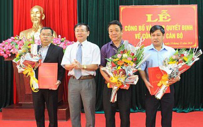 Kon Tum bổ nhiệm 03 Phó Giám đốc Sở