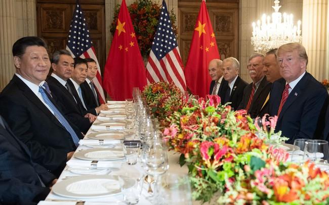 Tổng thống Trump và Chủ tịch Tập Cận Bình đồng ý sẽ không đánh thuế gia tăng vào tháng 1