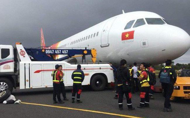 Sự cố hạ cánh tại sân bay Buôn Ma Thuột: Tổ bay đã xử lý tình huống nhanh chóng, đúng quy trình