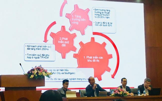 Đại diện Nam Long (NLG): Thị trường bất động sản chững lại không giống khủng hoảng thừa cung Thái Lan