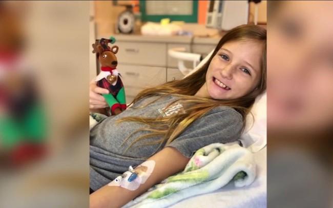 11 tuổi đã mắc u não hiểm ác, cô bé tưởng chừng phải đối mặt tử thần bất ngờ được cứu sống nhờ phép màu mà khoa học không thể lý giải
