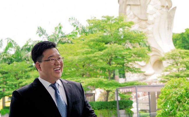 Tỷ phú Singapore - Carson Chan rót quỹ đầu tư hơn 9.000 tỷ đồng vào Việt Nam
