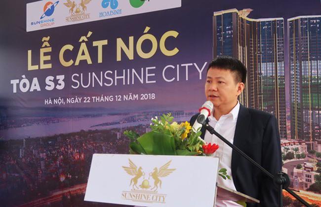 Liên tiếp cất nóc vượt tiến độ, Sunshine City Hà Nội tăng tốc vào cuối năm