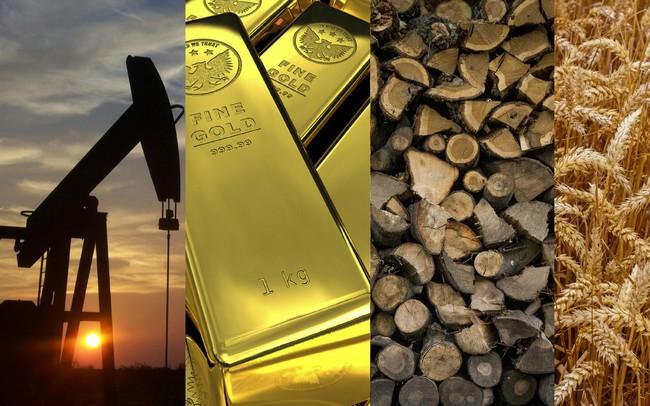 Thị trường ngày 25/12: Dầu giảm tiếp 6% về 42 USD/thùng, vàng tăng mạnh lên cao nhất 6 tháng