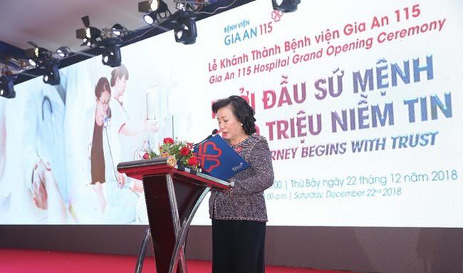 Bệnh viện Gia An 115 triển khai mô hình Y tế Hợp tác công tư (PPP)