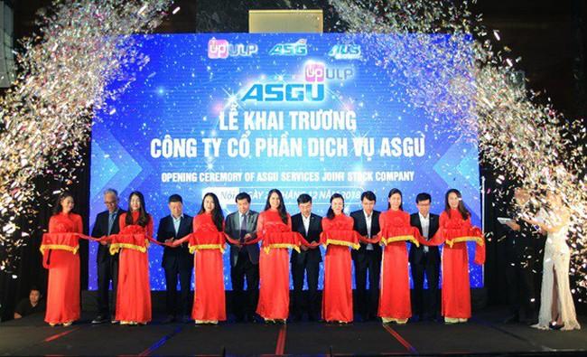 Dịch vụ Sân Bay (ASG) khai trương Công ty liên doanh ASGU