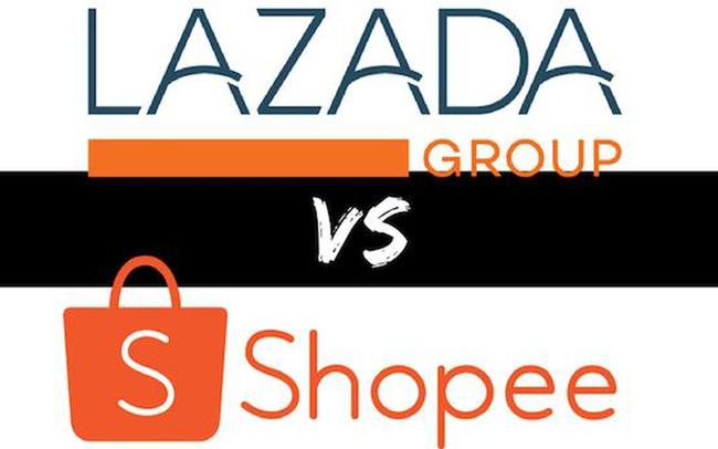 Cuộc đua thương mại điện tử: Shopee đã vượt Lazada?