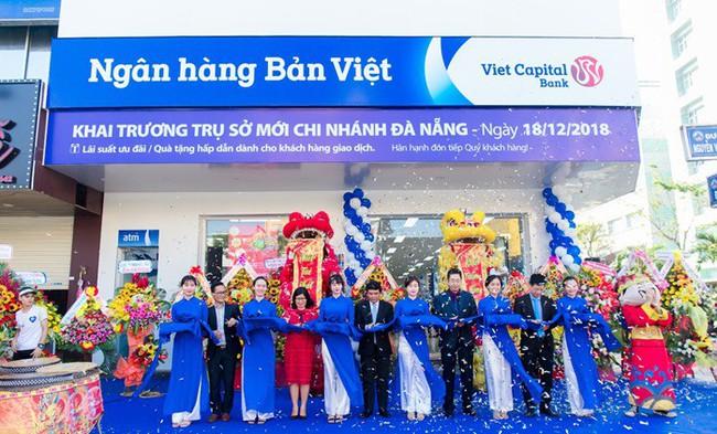 Ngân hàng Bản Việt - Chi nhánh Đà Nẵng khai trương trụ sở mới
